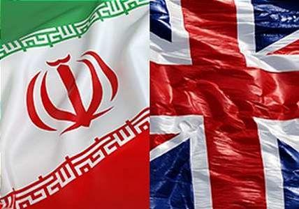 گفتوگوی تلفنی کارداران ایران و انگلیس