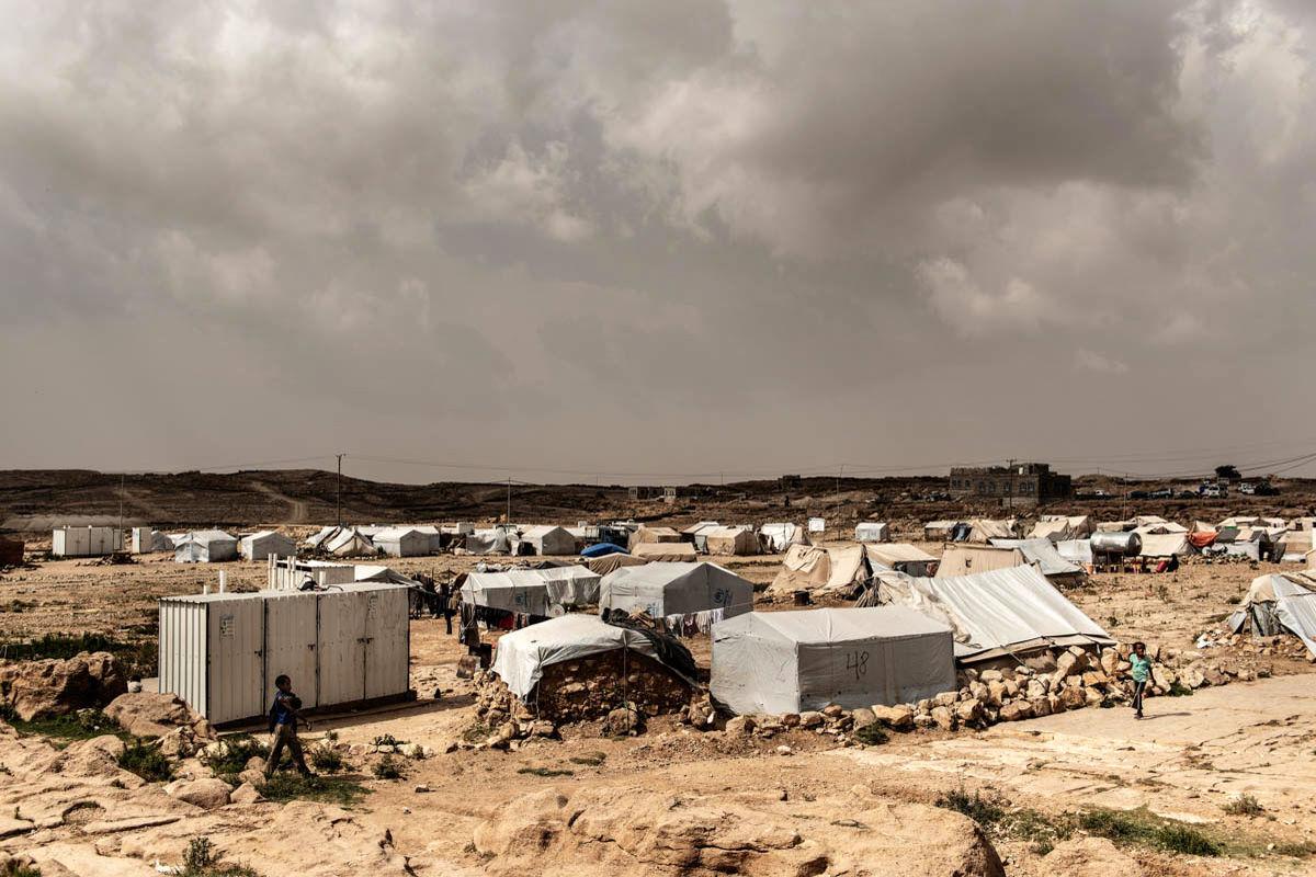 هدایای ترامپ برای کودکان یمنی