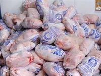 قیمت مرغ سقف ۲۰هزار تومان را زد