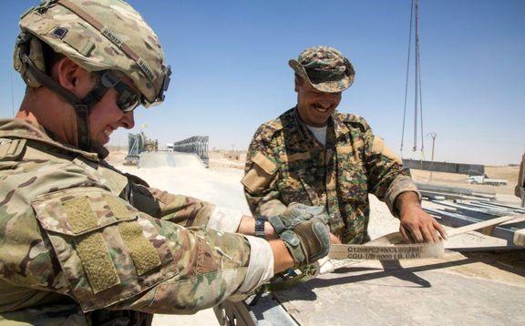 نظامیان آمریکا به عربستان اعزام میشوند