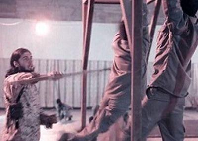 """قفس آموزش"" داعش +عکس"