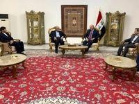 دیدار سفیر ایران با رئیس جمهوری عراق