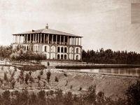 قدیمیترین تصویر از خیابان پاسداران تهران +عکس