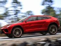 جدیدترین تیزر تبلیغاتی Lamborghini Urus +فیلم