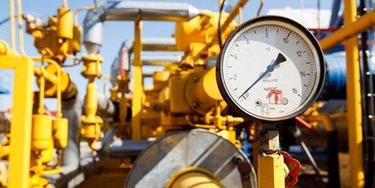 کاهش ۶۰درصدی درآمد کشور از محل صادرات گاز