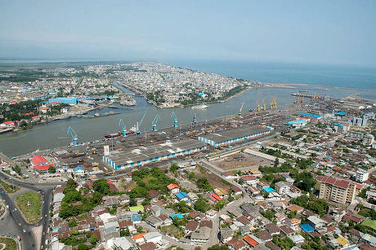 صادرات مناطق آزاد به کمتر از یک میلیارد دلار رسید