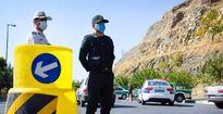 تشدید محدودیت سفر به تهران