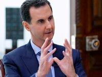 اسد: حرف مردن بغدادی که میشود فقط میخندم