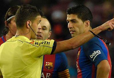 درخواست فرجام خواهی بارسلونا برای سوارز
