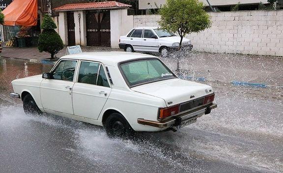 بارشهای سیل آسا در راه است