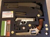 ماجرای فروش اسلحه به طلا فروشها