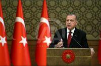 آغاز دور جدید سلطنت اردوغان +تصاویر
