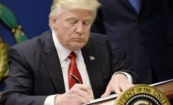 ترامپ: ایران در پی تصرف خاورمیانه بود