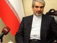سفیر ایران در سوریه از احتمال سفر روحانی به دمشق خبر داد