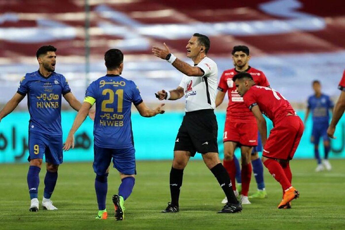 فوتبال ایران به کمک داور ویدیویی نیاز دارد!