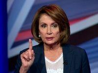 ترامپ پرواز نانسی پلوسی را لغو کرد