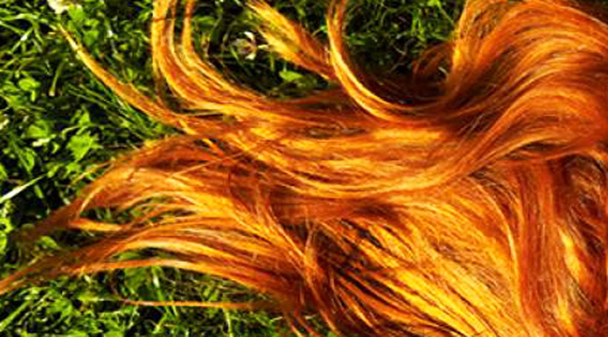 نور خورشید به مو آسیب میزند؟