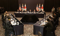 مذاکرات دفاعی ژاپن، کره جنوبی و آمریکا ۹مه برگزار میشود