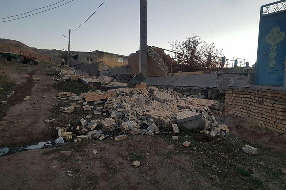 تلفات زلزله ترکیه به ۱۲کشته افزایش یافت