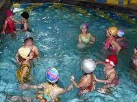 قصه ادامهدار شنای مختلط در مهدهای کودک +عکس