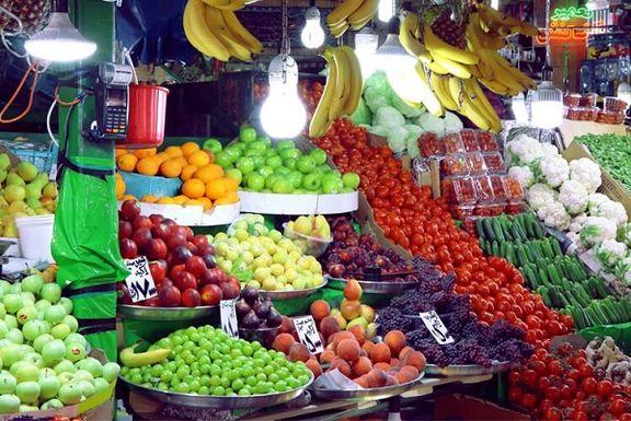 کاهش ۴۰درصدی قیمت میوه تا ماه آینده
