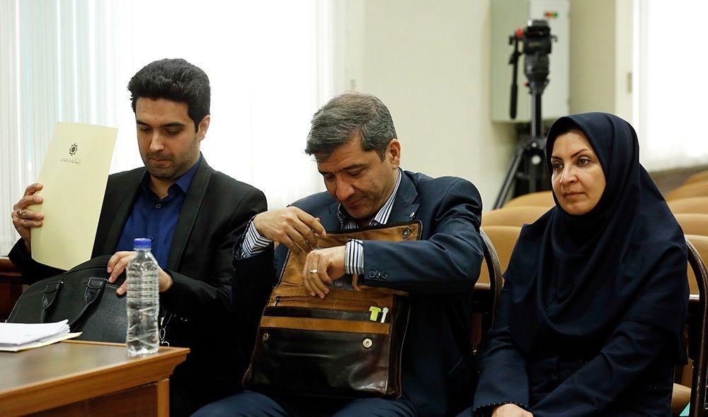 دادگاه متهمان البرز