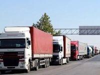 عراق مرزهایش را به روی کامیونهای ایرانی بست