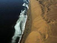 سیاره نامیبیا یا قدیمیترین بیابان جهان! +تصاویر