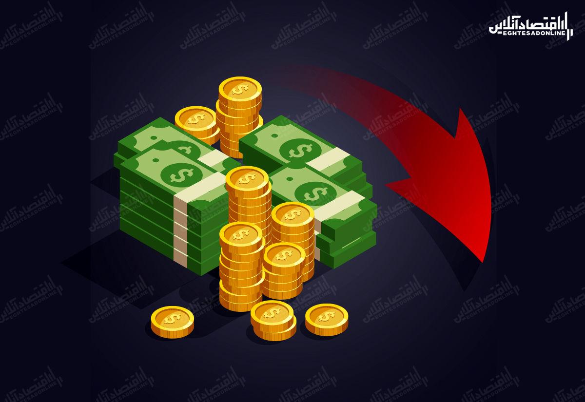 فوری/ ترس از زیان سنگین خرید وفروش دلار