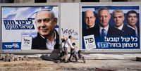 پایان شمارش آراء انتخابات رژیم صهیونیستی