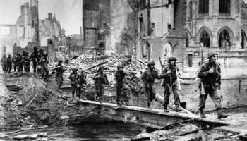 نبرد نرماندی به روایت تصویر