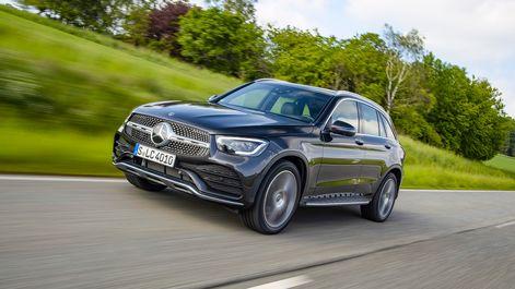 پایگاه خبری آرمان اقتصادی 2020-Mercedes-Benz-GLC نگاهی به جدیدترین کراس اوور مرسدس بنز +تصاویر