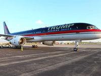 داخل هواپیمای لوکس ترامپ چگونه است؟ +فیلم