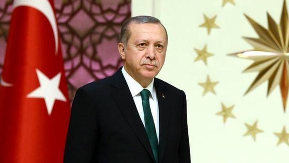 آغاز سلطنت اردوغان