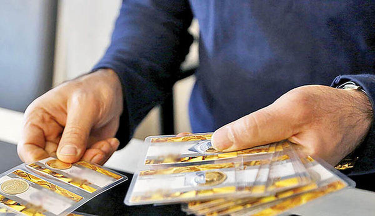 طلا و سکه گران شد/ هر گرم طلای ۱۸عیار یک میلیون و ۶۲هزار تومان