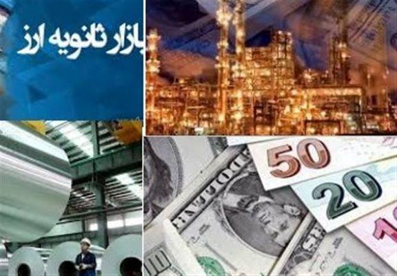 شکستن رکورد تزریق ارز صادراتی به نیما در روزهای پنج شنبه