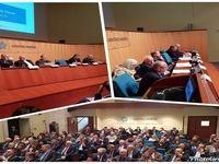 حضور ظریف در نشست تجاری اتاق بازرگانی مشترک ایتالیا و ایران