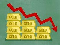 کاهش 4دلاری قیمت اونس جهانی