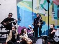 اجرایی بینظیر از گروهی پرطرفدار در جشنواره موسیقی فجر
