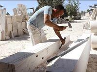 آفت خامفروشی در صنعت سنگ ایران
