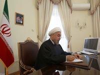 پیام رییس جمهور بمناسبت درگذشت زائران حسینی در حله عراق