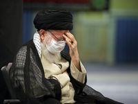 مراسم عزاداری شهادت امام سجاد در حسینیه امام خمینی +عکس