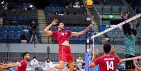 پیروزی قاطع سروقامتان ایران برابر چین تایپه