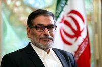 علت حضور ایران در سوریه از زبان شمخانی