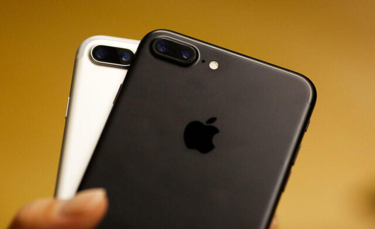 اپل چقدر آیفون فروخت؟