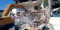 تخریب 100 ویلای فاقد مجوز ساخت در شهریار +فیلم