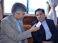 آخوندی: ایران از همکاری هند و ژاپن در طرح توسعه بندر چابهار استقبال می کند