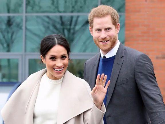 تنش لفظی میان نوه ملکه انگلیس و ترامپ بالا گرفت