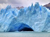سرعت ذوب یخچالهای طبیعی بیشتر شد +فیلم