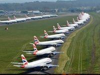 اتفاقی بیسابقه در بزرگترین فرودگاههای جهان +عکس